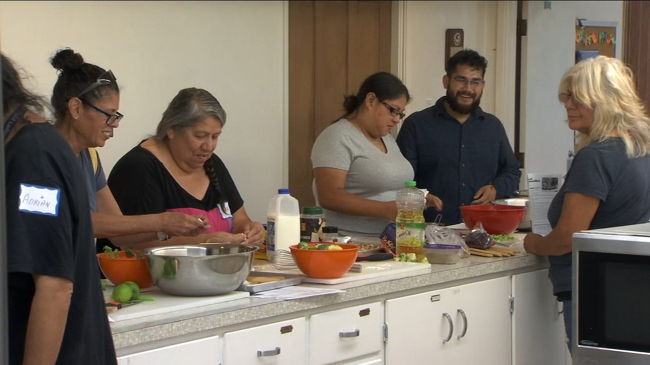 Dozens of Fresno families are introducing their kids to new, healthier food choices thanks to a program by the Fresno Metro Ministry.
