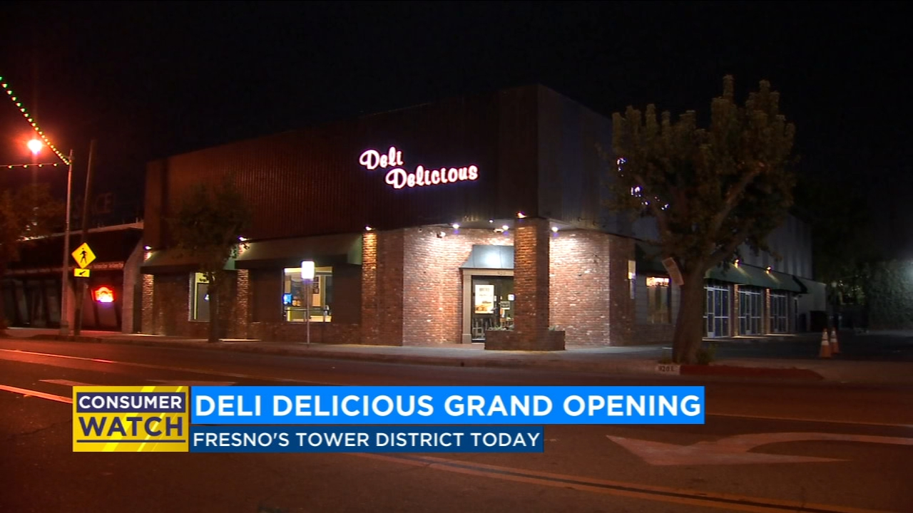 Deli Delicious is opening a new restaurant in Fresnos Historic Tower District.