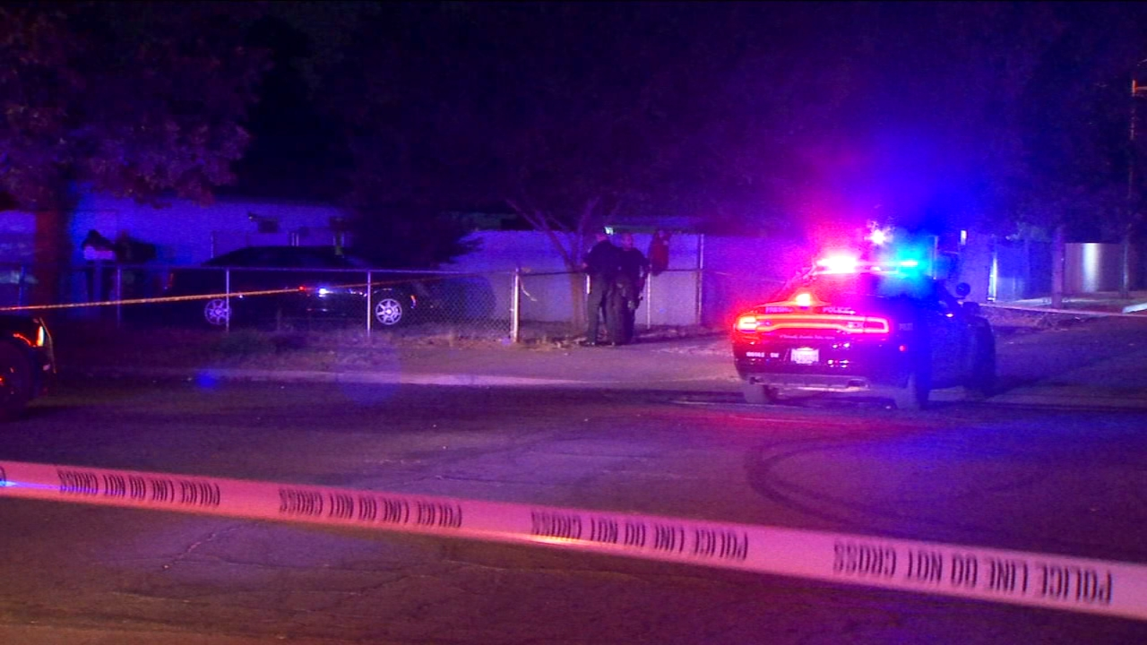 Police said a dispute between neighbors led to a shooting in Southwest Fresno that has a man recovering in the hospital.