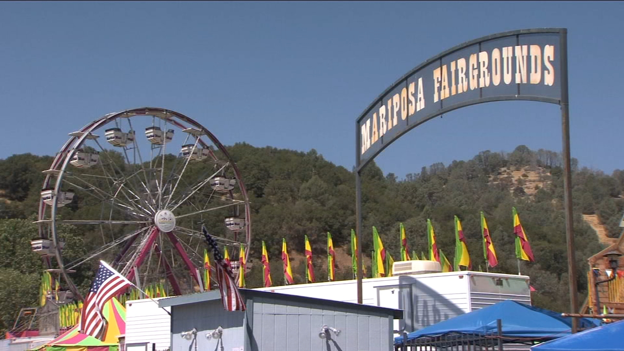 Beautiful and handmade goods are being displayed at the Mariposa County Fair.