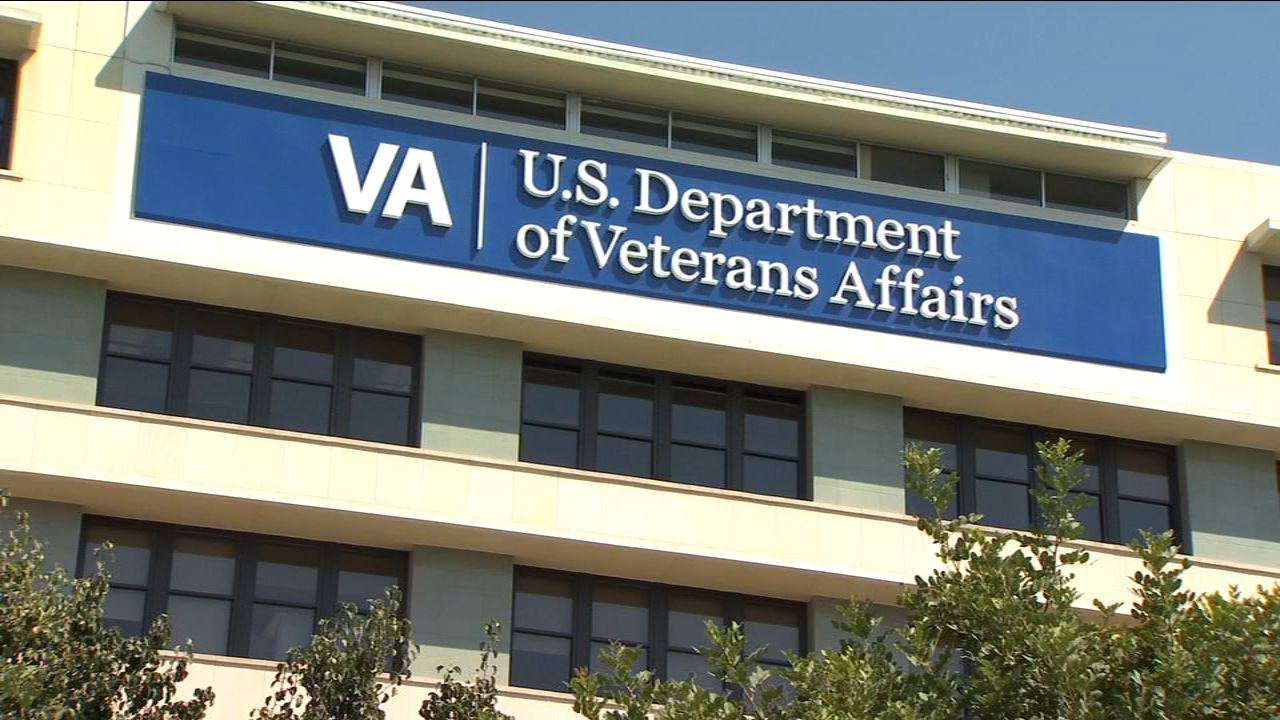 Friday afternoon Vietnam Veteran Daniel Cruz the Central California VAs newest addition.
