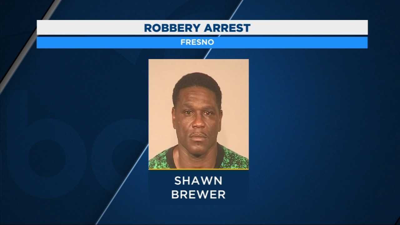 A man believed to be responsible for a string of fast food robberies in Fresno is finally off the streets.