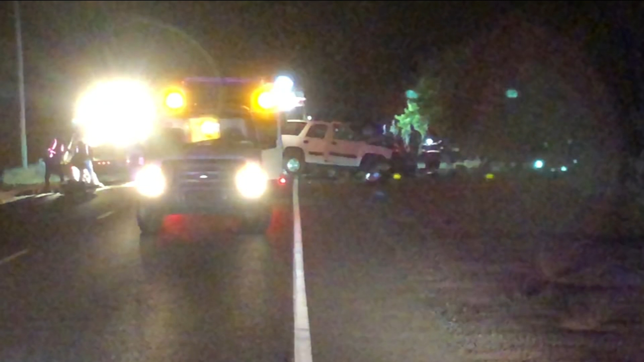 An update on a deadly crash in Fresno County Saturday night.