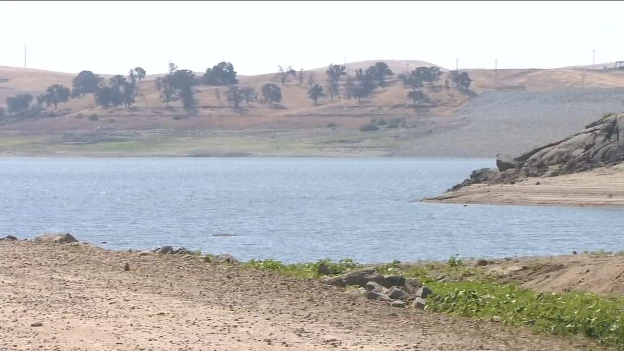 The Central Valley Regional Water Quality Control Board recently discovered a harmful algae bloom at Hensley Lake.