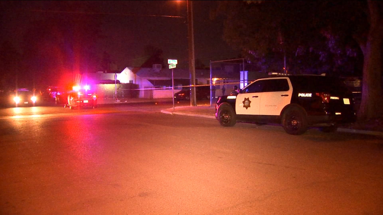 A man is recovering after he was shot standing with his brother in Central Fresno.