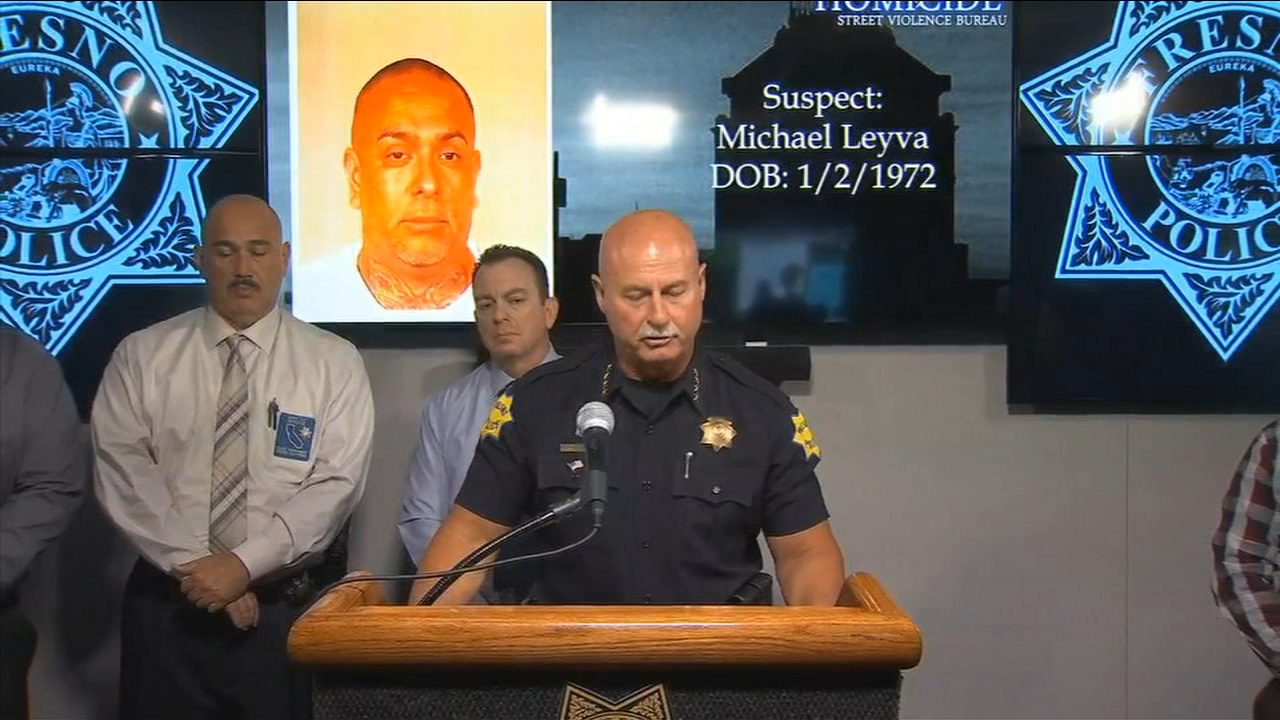 An arrest was made in the deadly stabbing of Miguel Garcia back in August in Central Fresno.