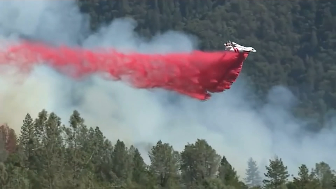 California's long and deadly wildfire season is taking a toll on firefighting pilots, causing some burnout.