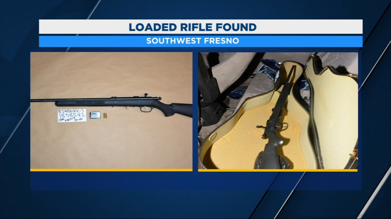 Fresno police took three illegal guns off the streets of Southwest Fresno this Labor Day.