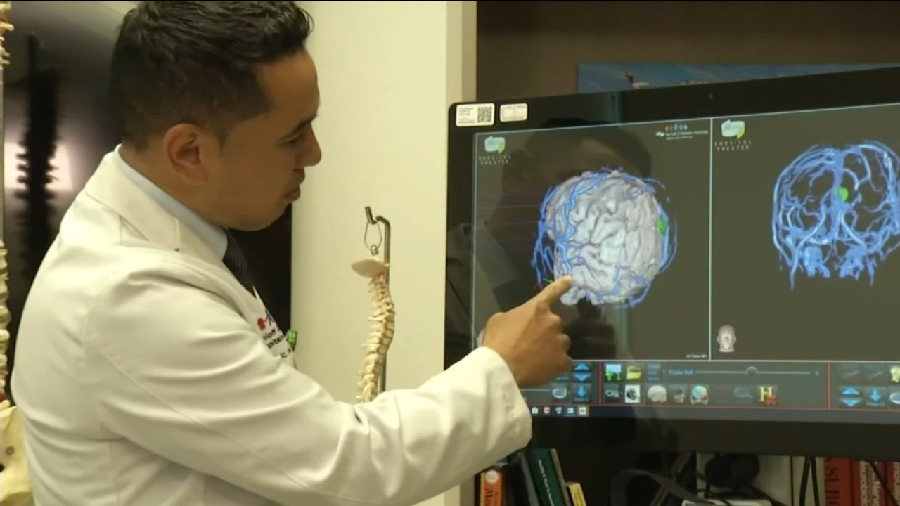 A major hospital system in San Francisco is putting 3D virtual reality technology into the hands of its pediatric neurosurgeons to help saves lives.