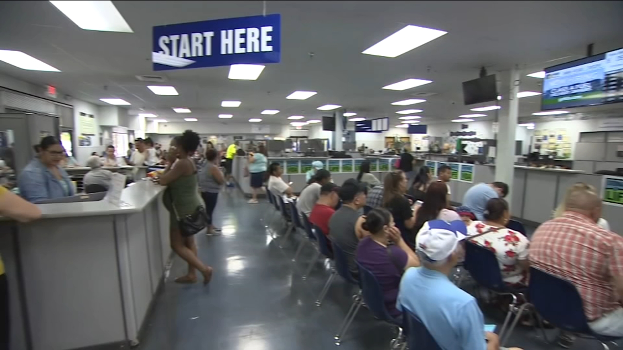 Thousands of people around the state had their voter information inadvertently changed by the DMV.