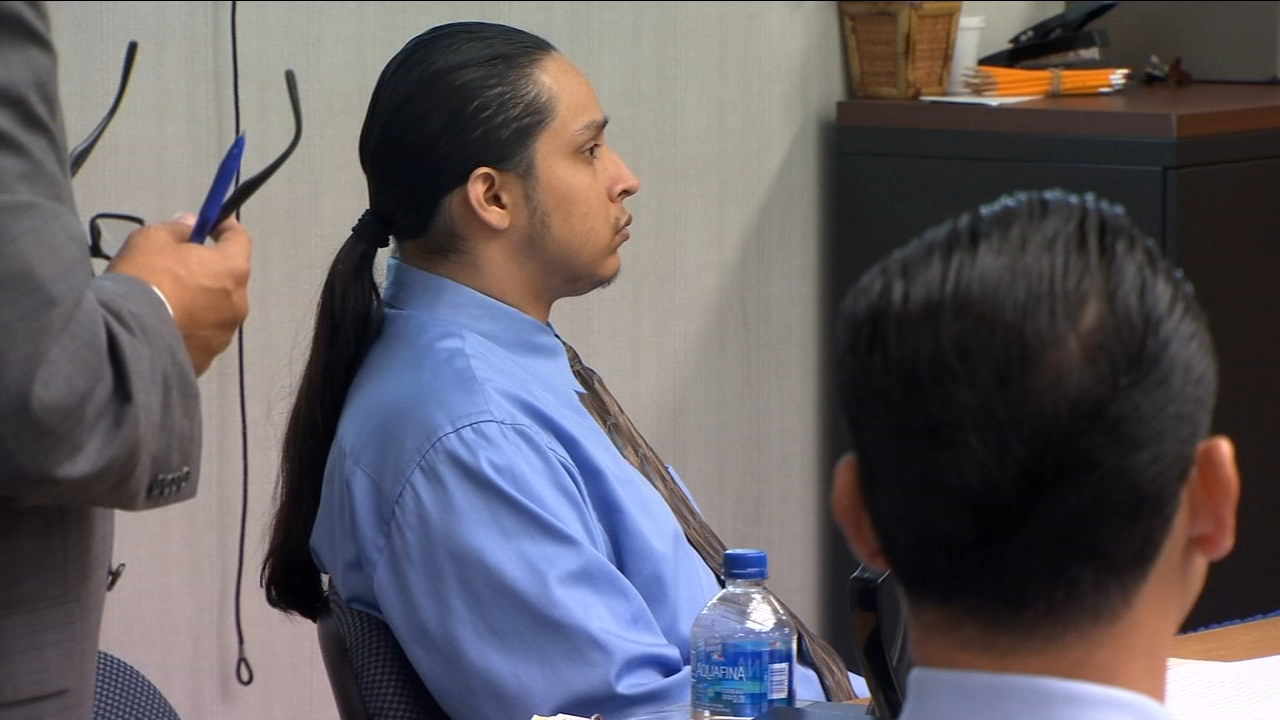 Facing the possibility of life in prison, Jorge Rodriguez listened to a witness testimony on Friday.