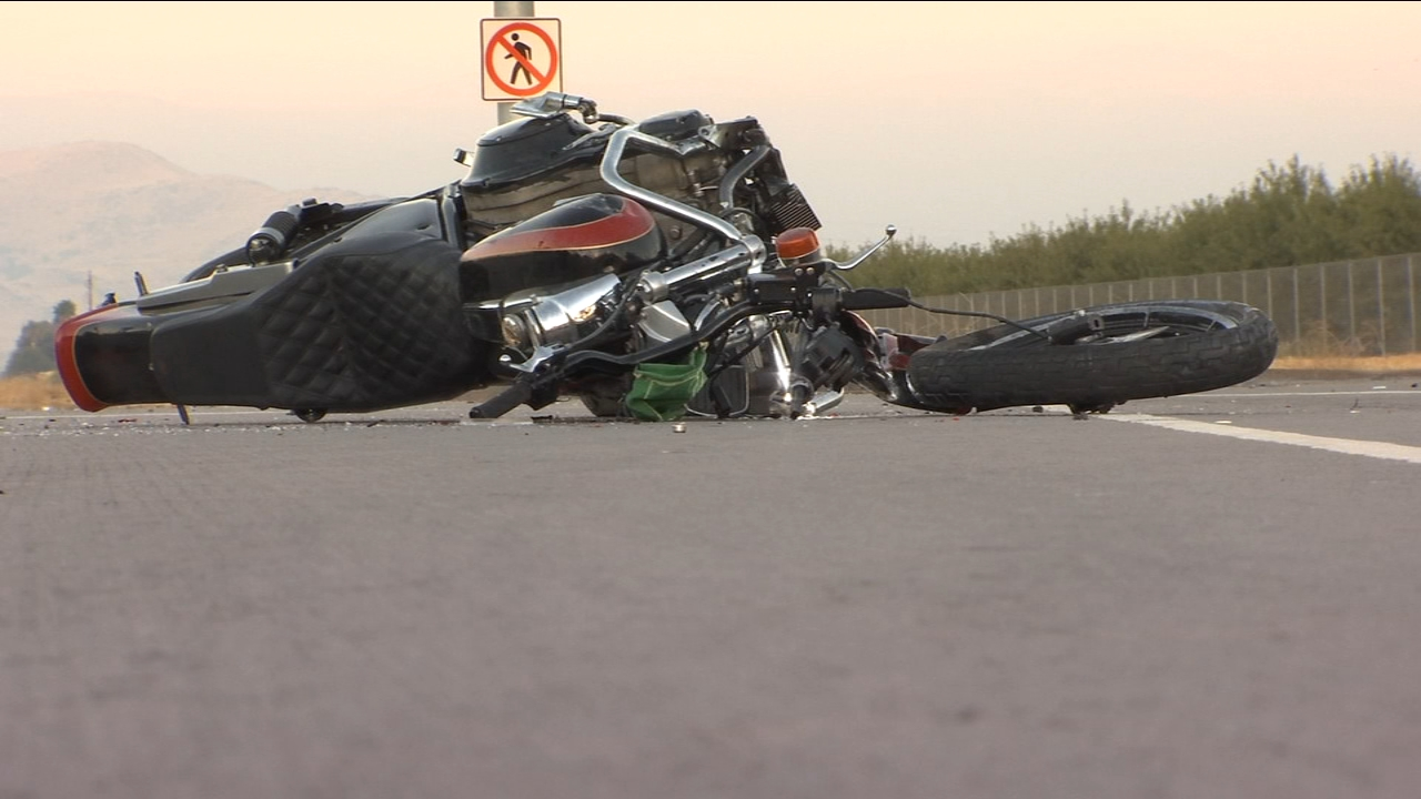 The accident happened a little bit after 6 p.m. along Highway 180 and McCall Avenue.