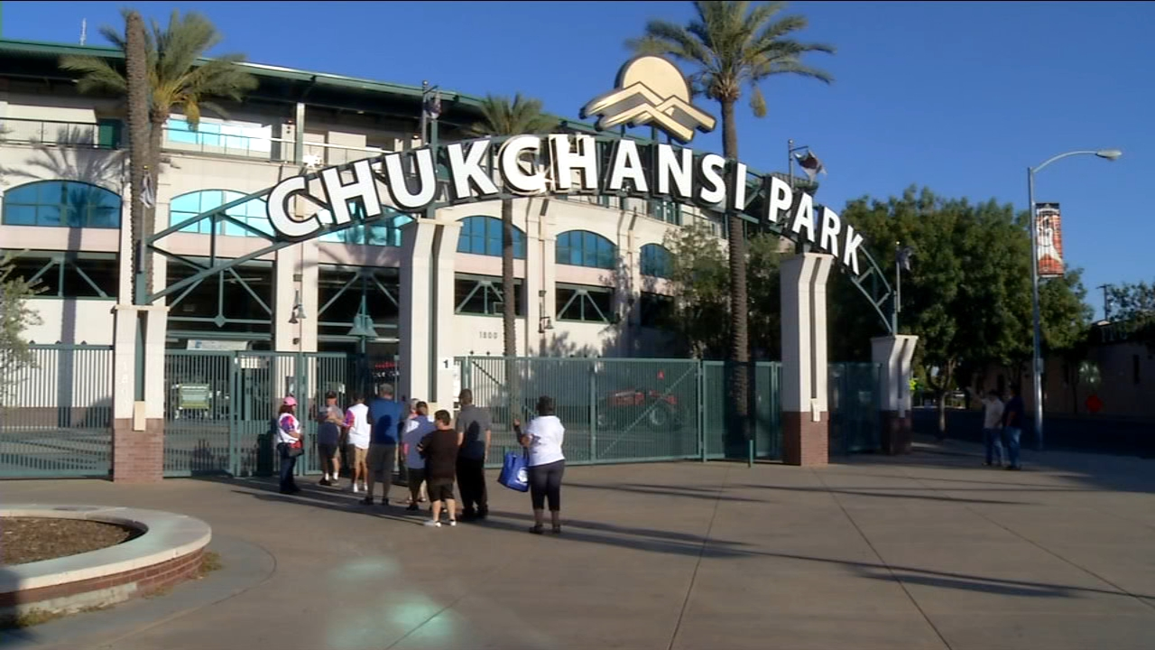 Fans filled Chukchansi Park for one of the last two home games of the year or what some are calling a bonus Taco Tuesday,