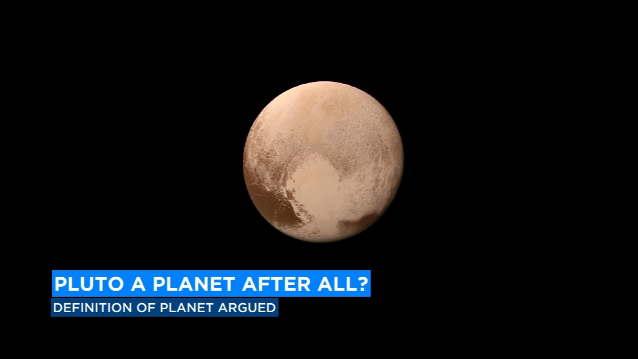 After 12 years as an outcast it looks like Pluto may actually be a planet after all.