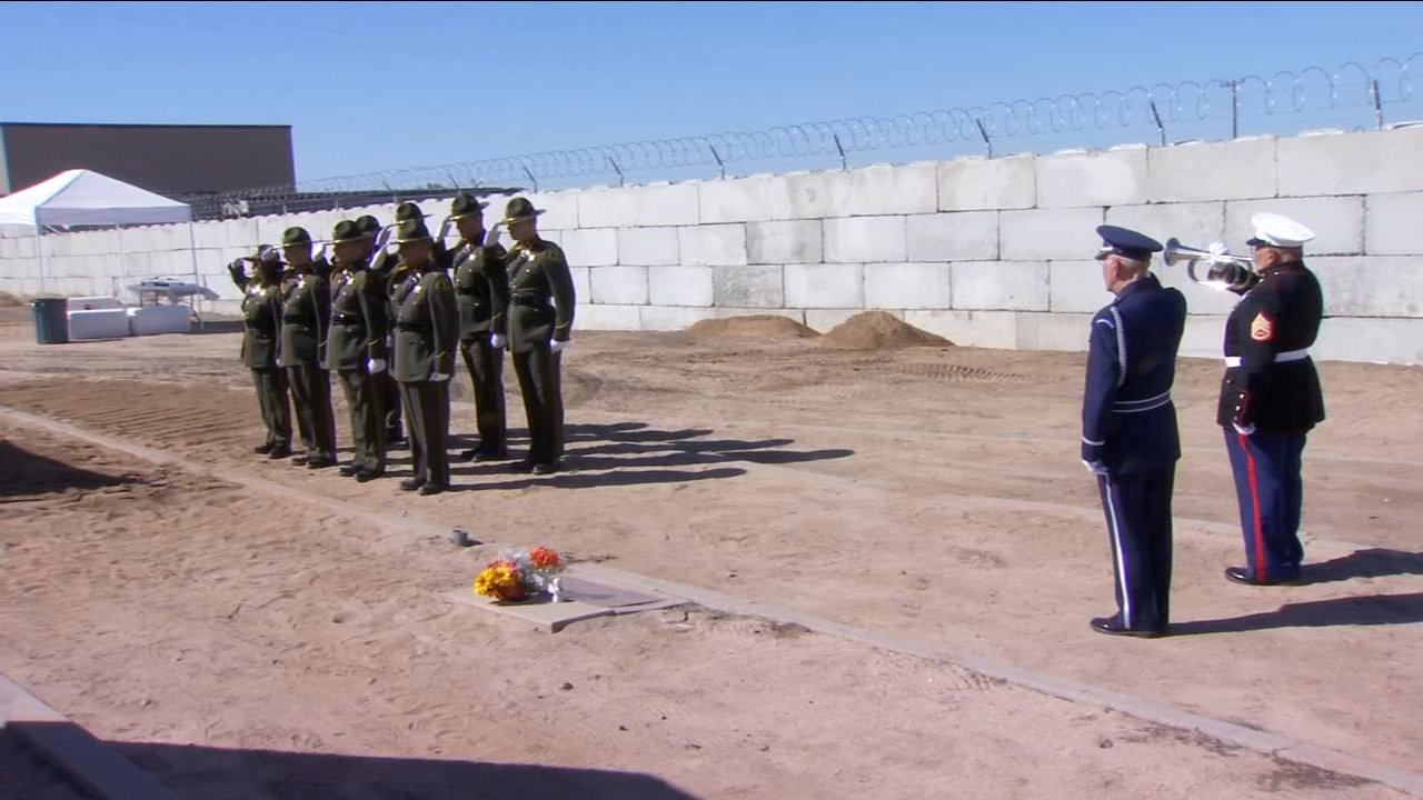 Those who have died in Fresno County since 2009 now have a final resting place.