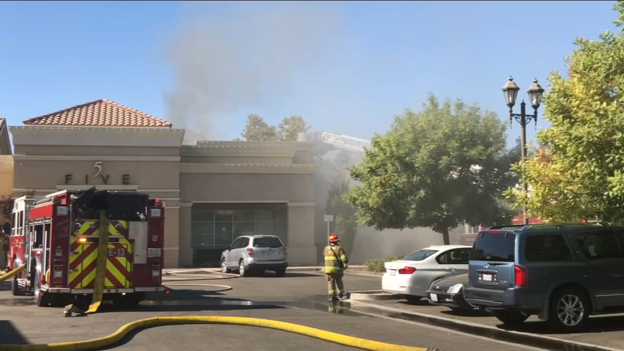 The fire erupted two hours before it was going to open. It started near the pizza oven and spread into the attic.