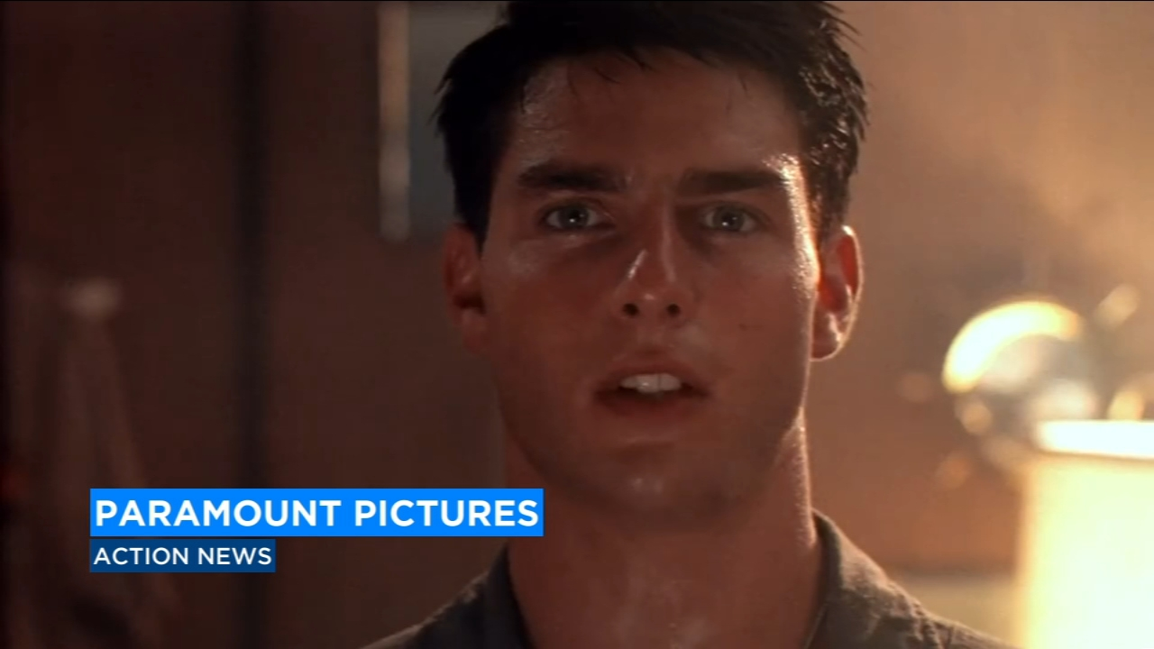 The Navy is confirming to Action News that filming for the sequel to the 1986 blockbuster Top Gun is being partly filmed at Naval Air Station Lemoore.