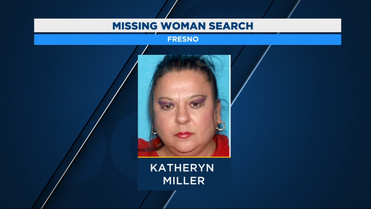Fresno Police are trying to track down this missing woman that simply left the hospital.