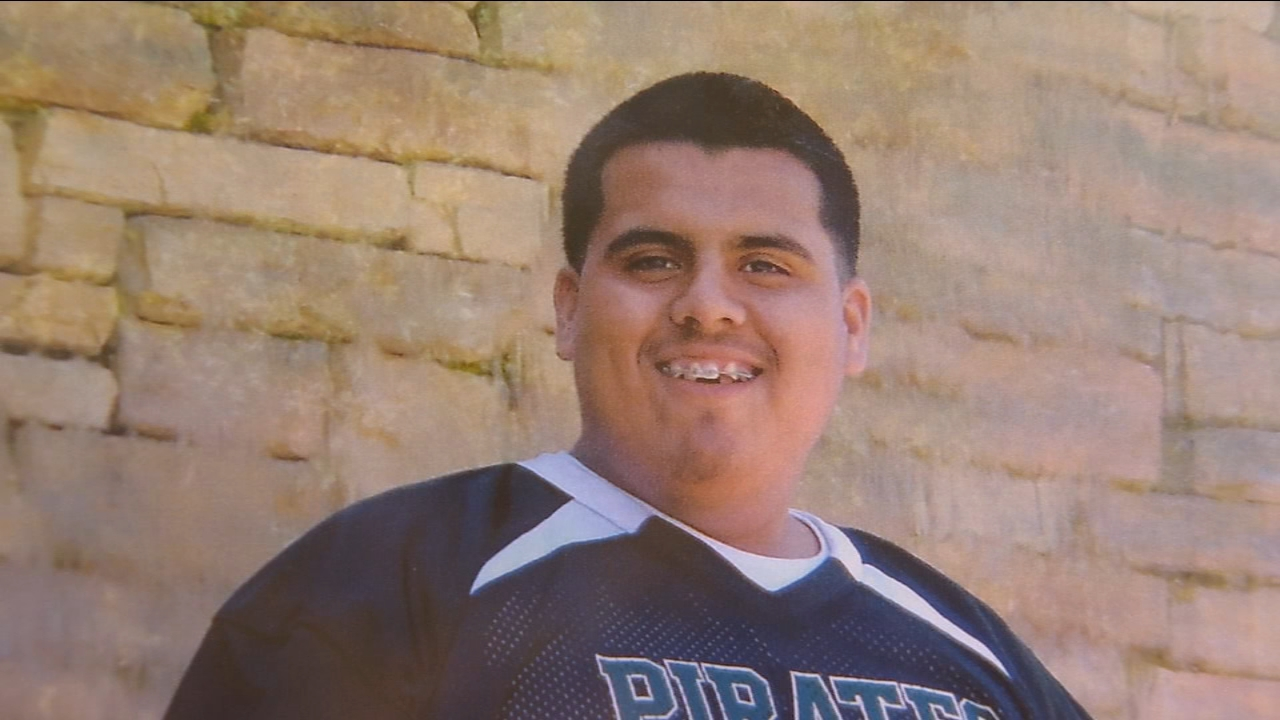 Lorenzo Herreras parents say he told them he was afraid in his pod with about 50 other violent inmates.
