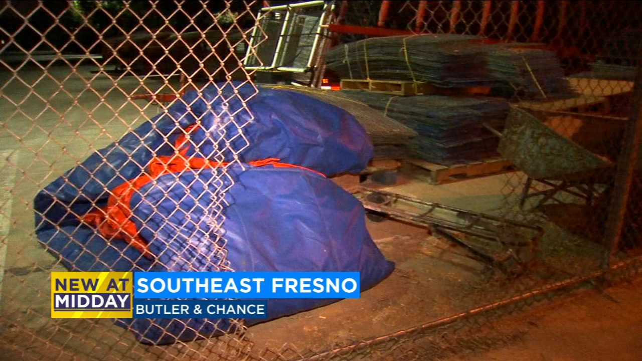 As vendors gear up for the launch of the Big Fresno Fair one nearly fell victim to a theft.