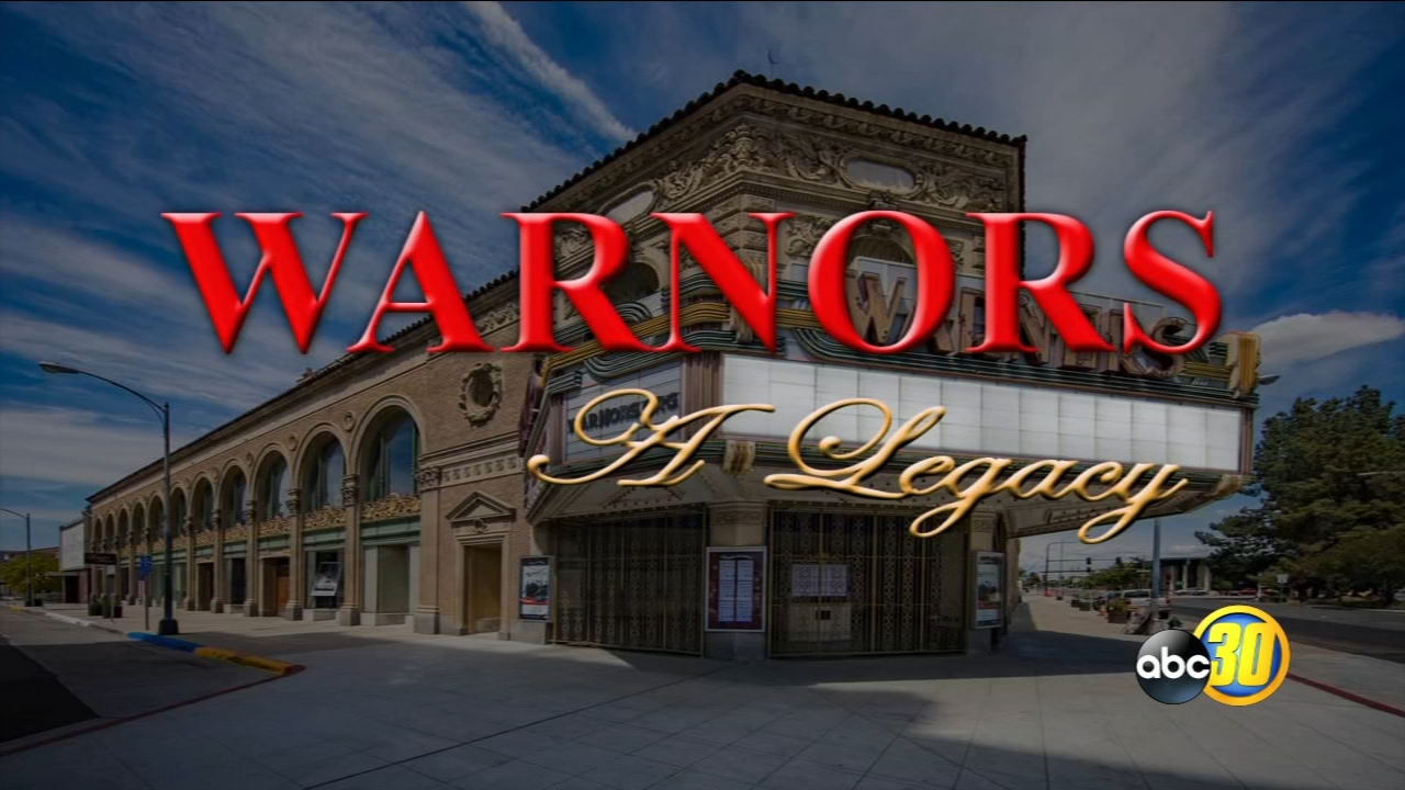 The historic Warnors Theater in Downtown Fresno is about to turn 90 years old.