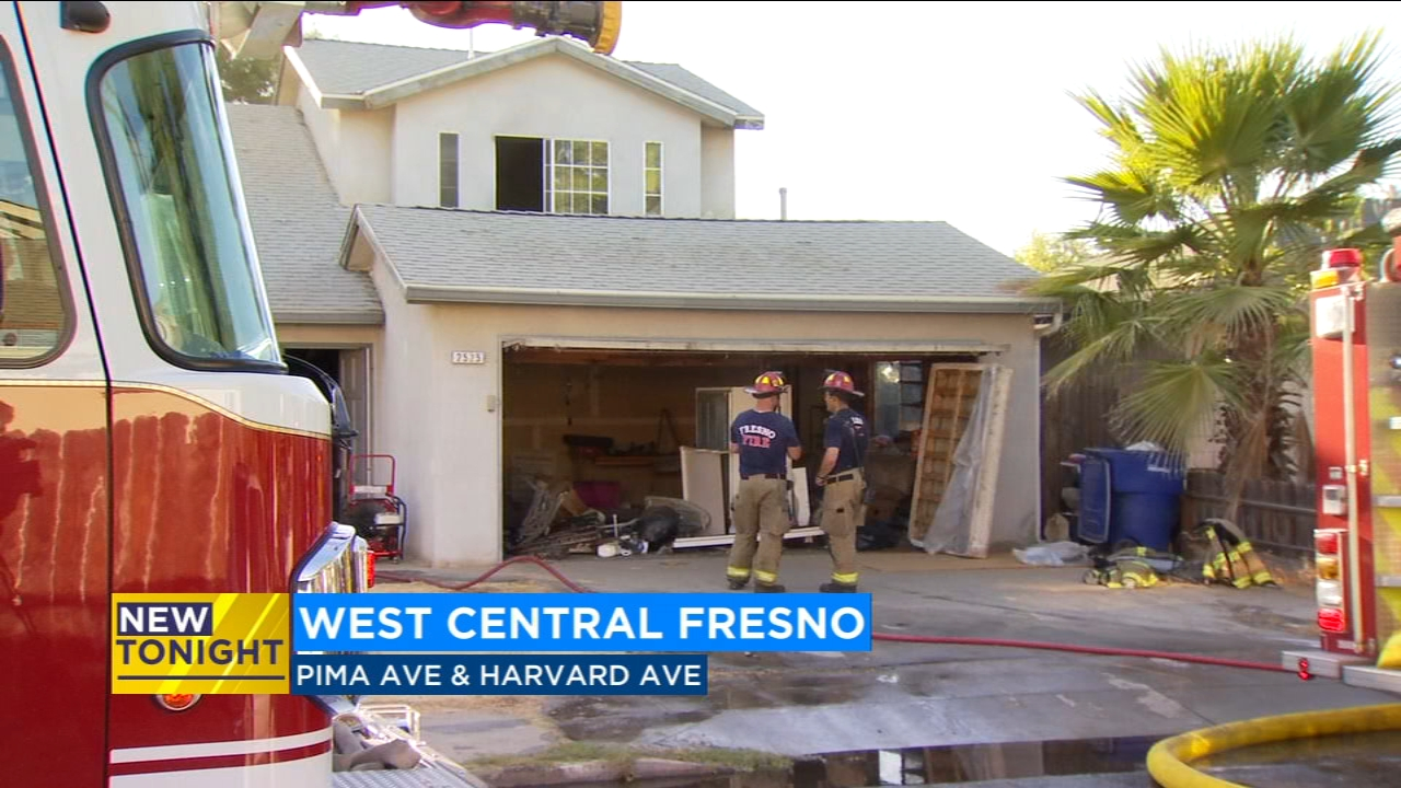 Fresno Fire is investigating a fire that started inside a vacant home in West Central Fresno.