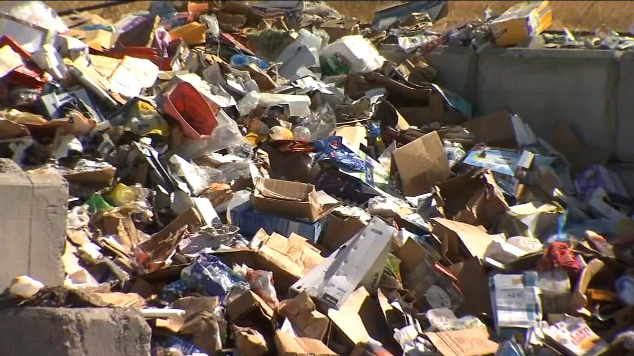 Merced Waste Management officials say they are now focusing on getting people educated on making sure their recyclables are clean before they throw them out.