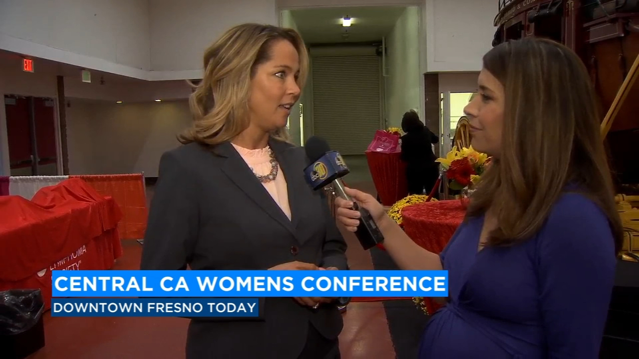 Dozens of inspirational speakers from around the country and in the Valley prepare to empower many attendees at the Central California Womens Conference in Downtown Fresno.