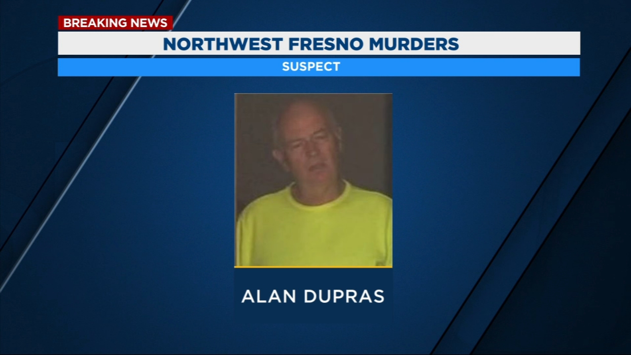 The Fresno County Sheriffs Office announced that they have arrested 58-year-old Alan DuPras in connection with the murder of his estranged wife and her mother.