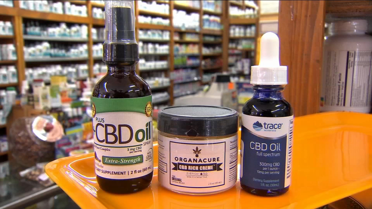 One of the most popular products at mainstream markets all over the Central Valley is Cannabidiol or CBD, a chemical that was pretty controversial just a few years ago.