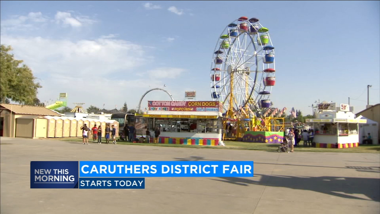 The states largest free-gate fair kicks off today in Fresno County.