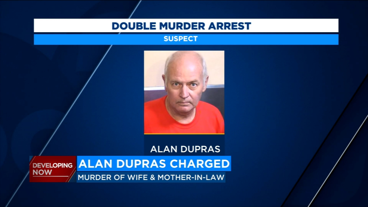 Fresno District Attorney charges Alan Dupras with multiple murders and arson