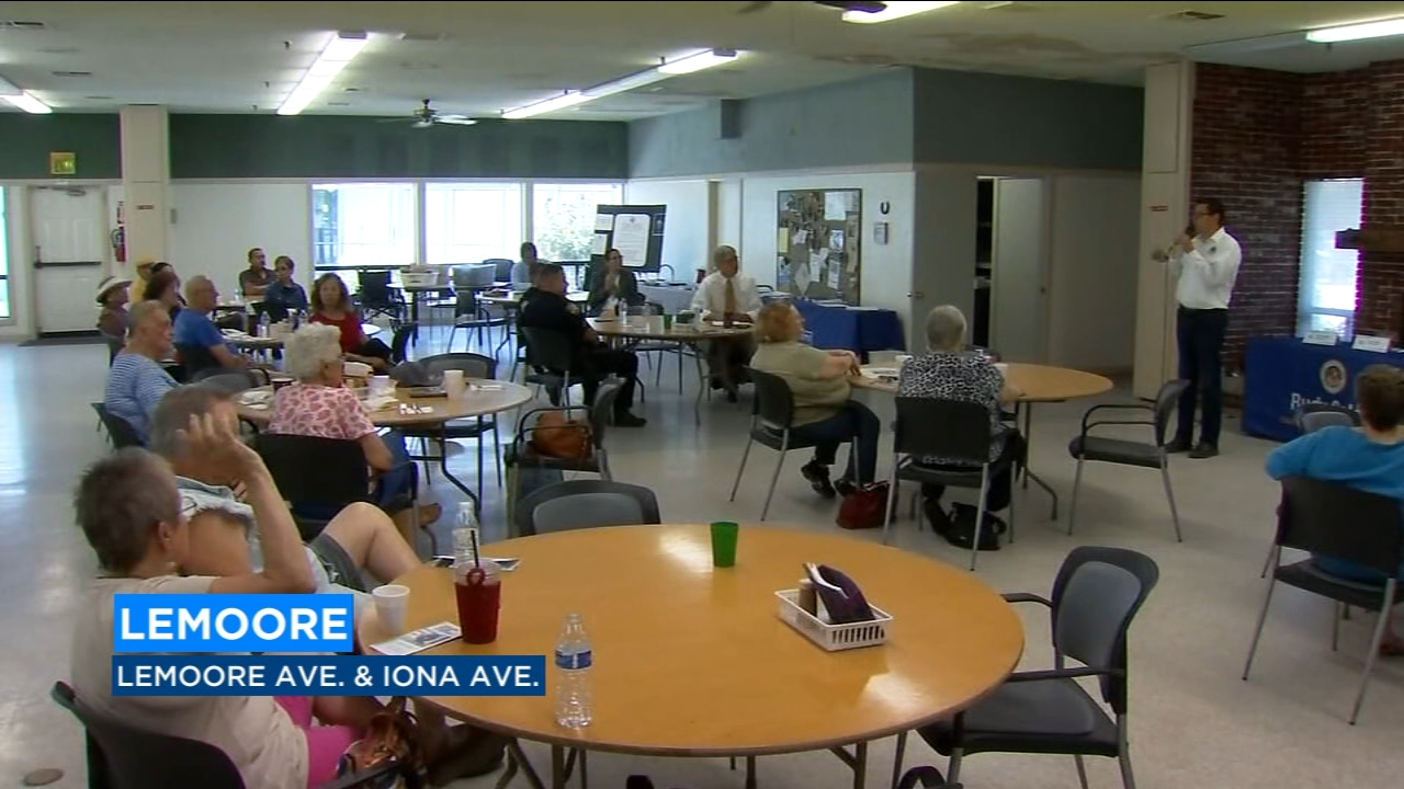A workshop in Lemoore provided tips and helpful information to seniors about how to protect themselves from scams.