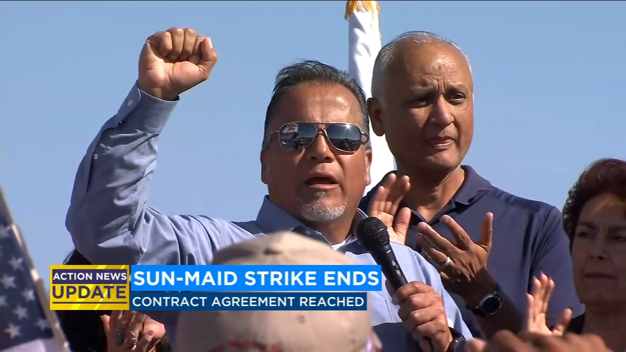 Sun-Maid workers are back on the job after reaching a new contract agreement with the corporation.