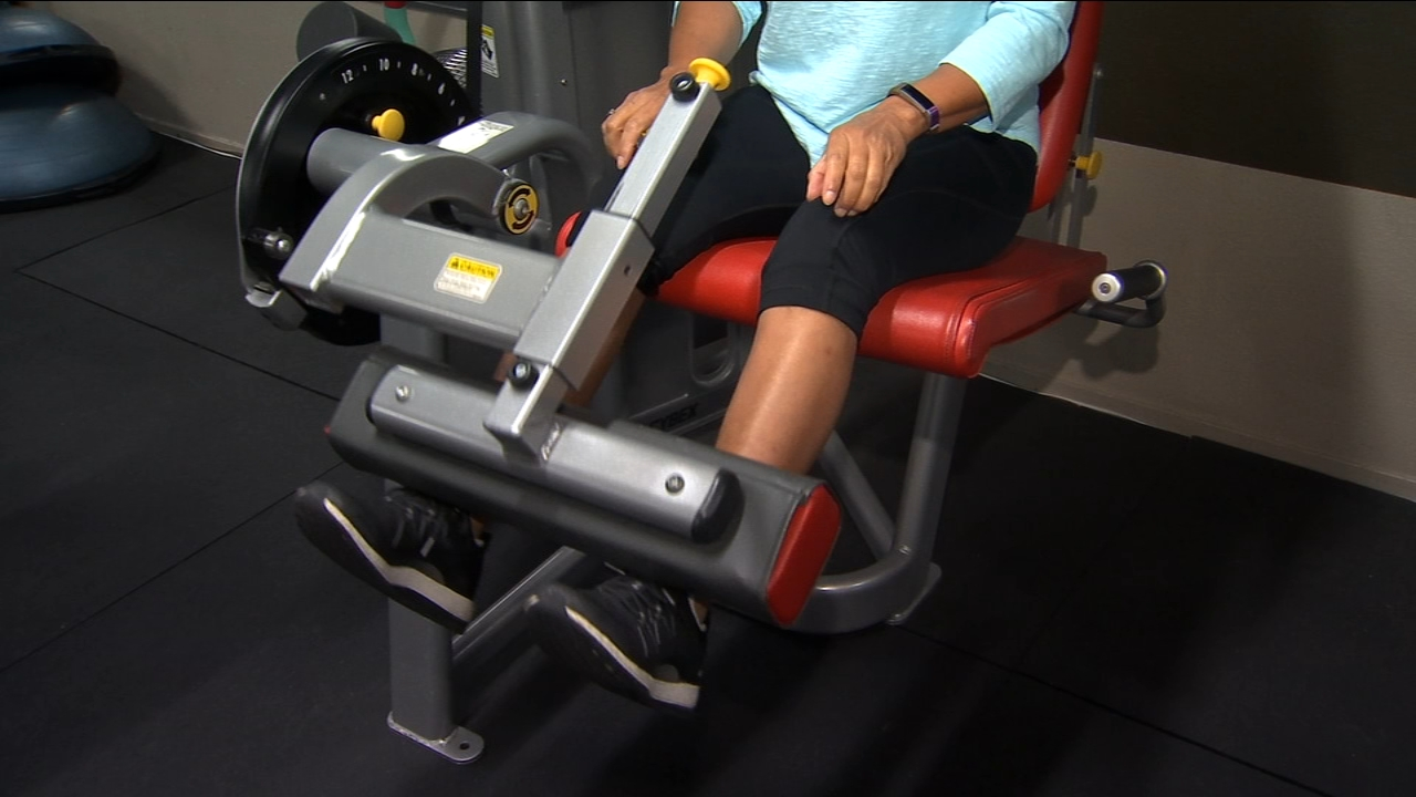 Action News' local fitness expert Rhonda Murphy shares some of her favorite lower-body exercises for your legs.