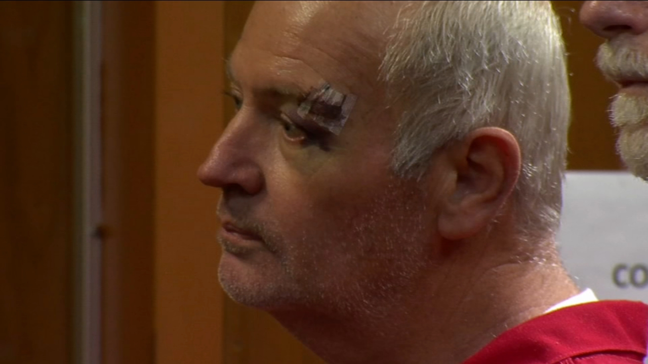 The man accused of murdering his estranged wife and her mother, 58-year old Alan DuPras, has pleaded not guilty to murder, arson and vandalism charges.