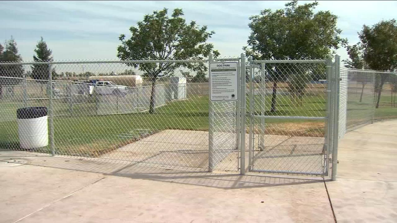 Southeast Fresno has a new dog park