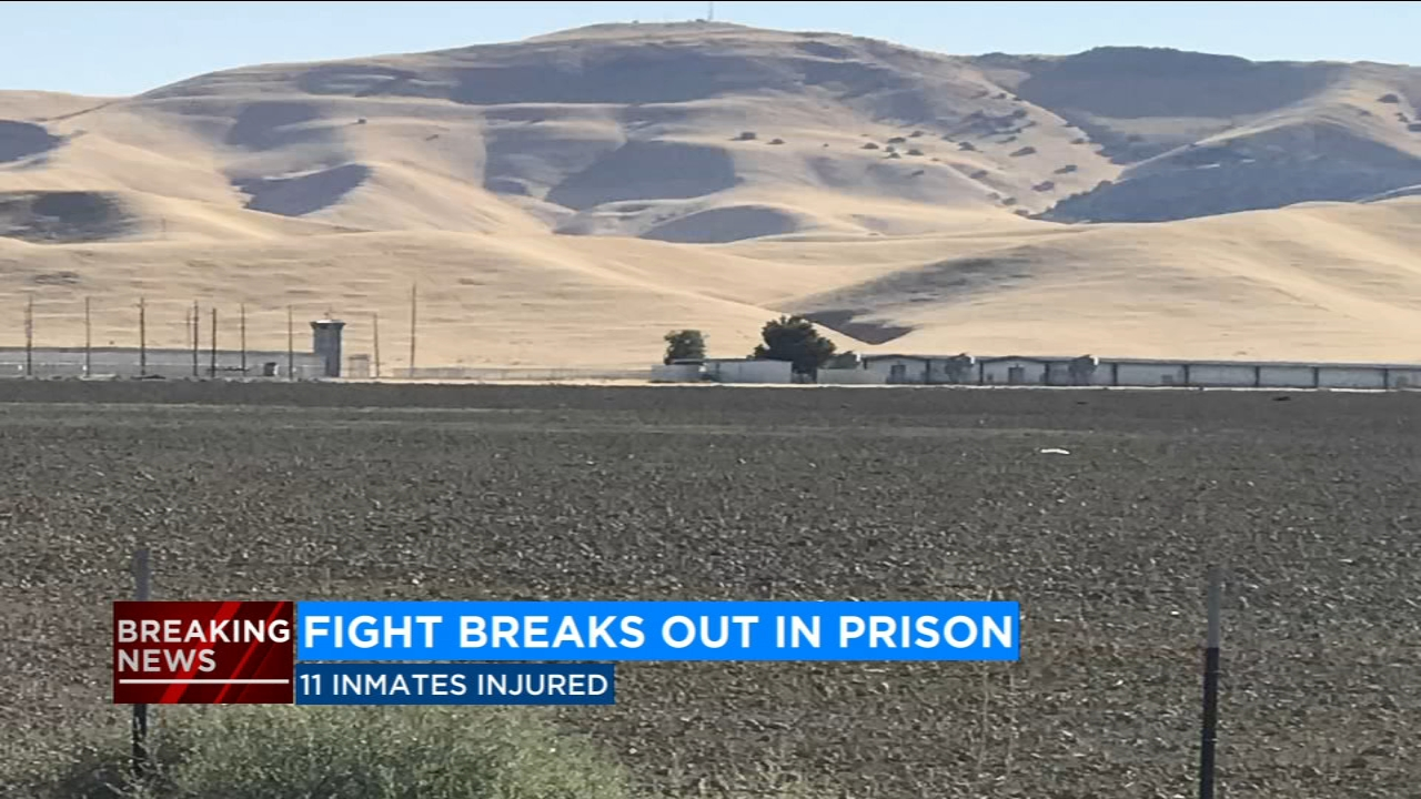 Prison officials report that just after 9:00 a.m. two of the general population Facilities at Avenal State Prison had multiple inmates involved in a large scale incident.