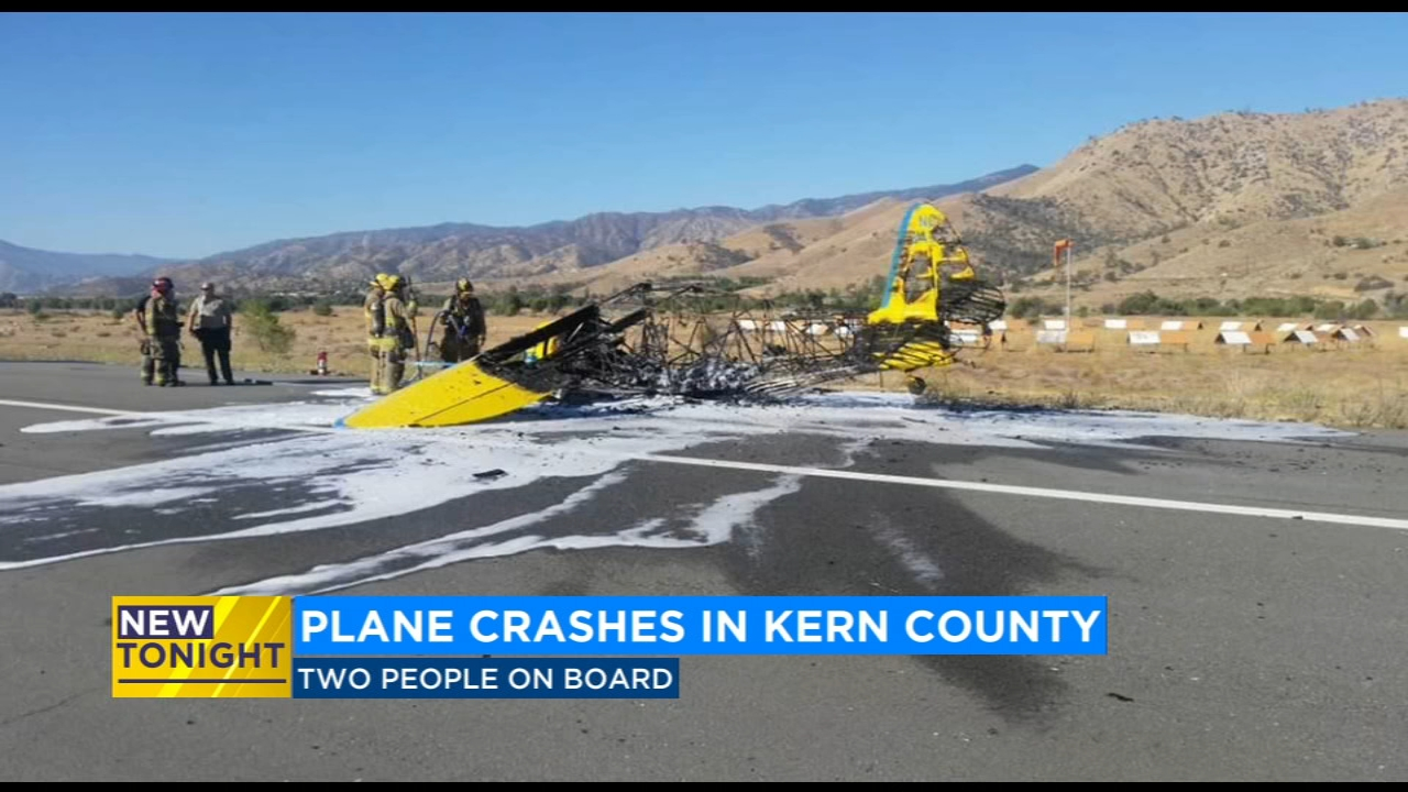 The FAA is now working to figure out what caused the crash.
