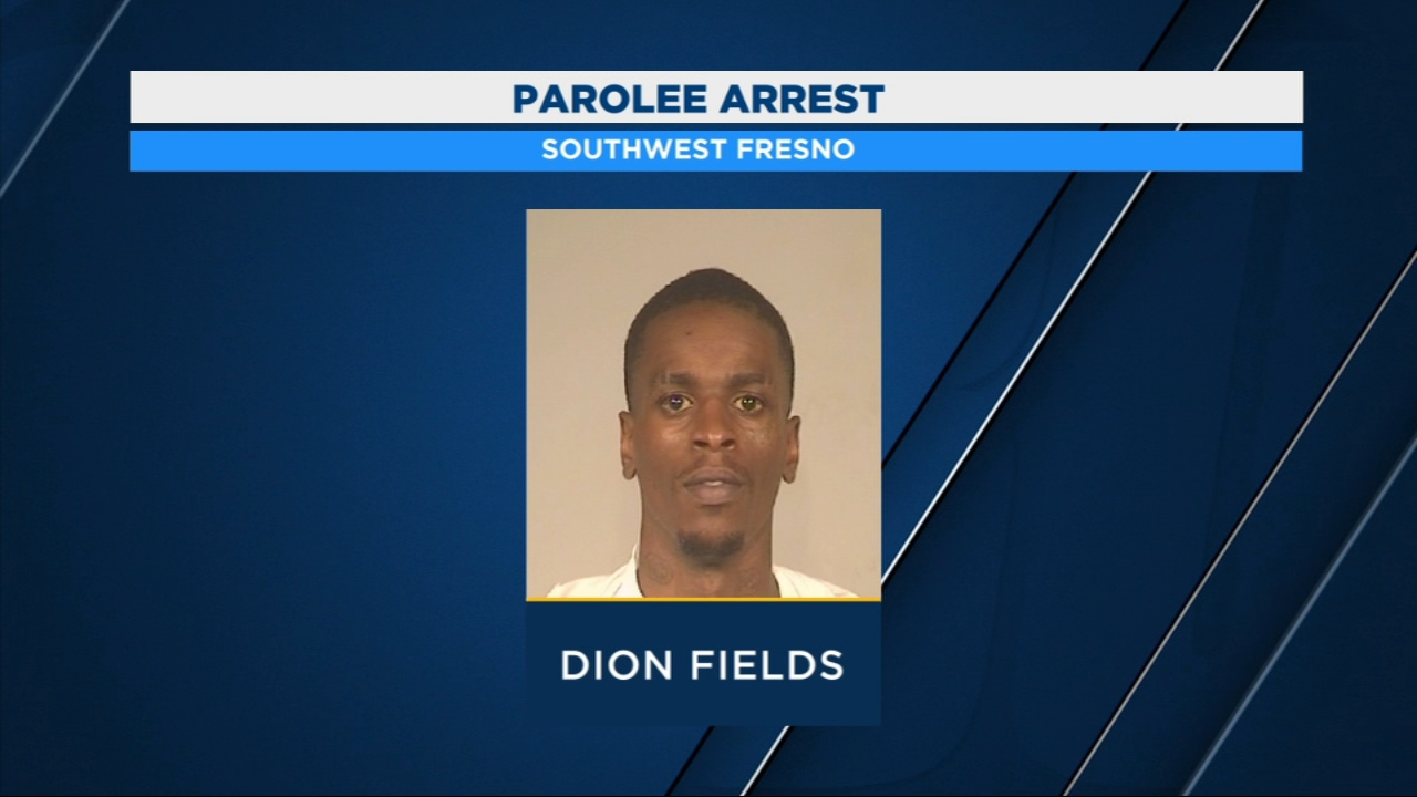 A known gang member who was out on parole is now back in jail after police say he tossed a stolen weapon while running from them.