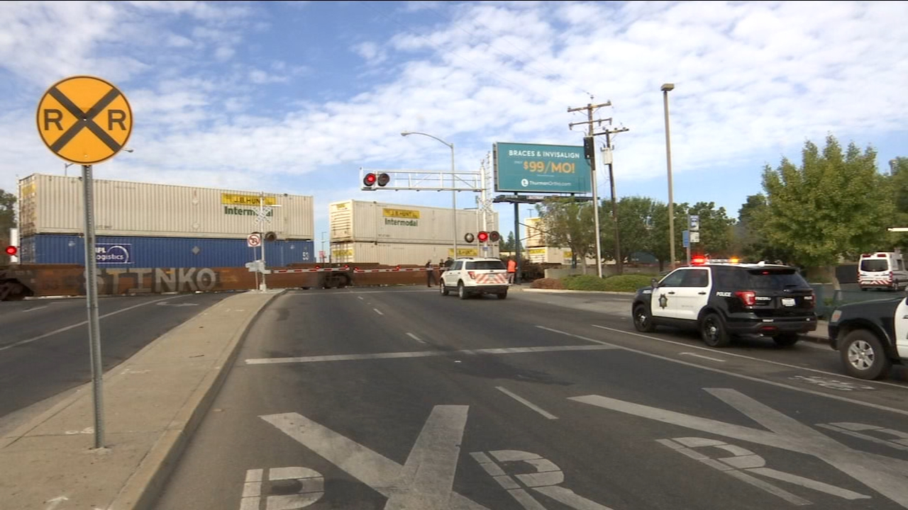 Theres growing concern, in the City of Fresno, regarding pedestrian safety near railroads. Over the weekend three people were killed in separate incidents. Each person was hit by
