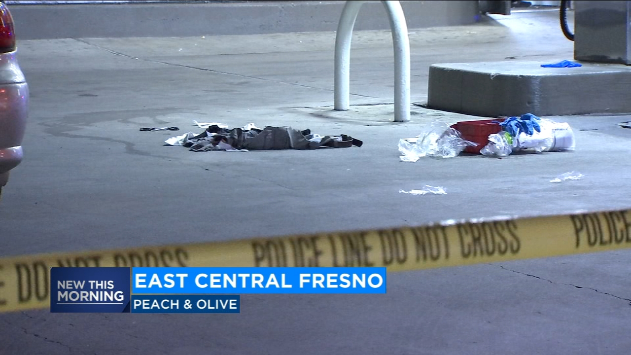 A man is recovering after being stabbed several times at an apartment complex in East Central Fresno.