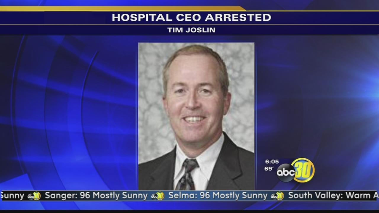 CEO of Community Medical Centers accused of beating his girlfriend