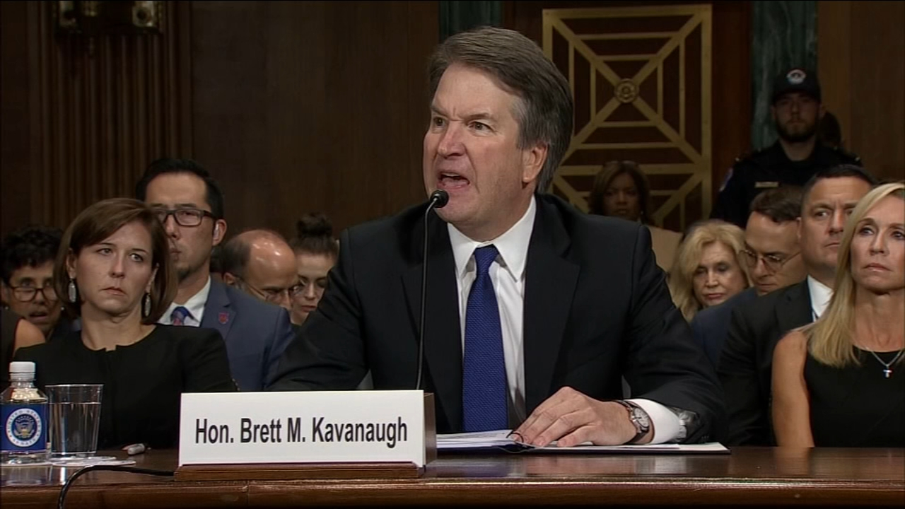 Local judge weighs-in on the confirmation of Brett Kavanaugh