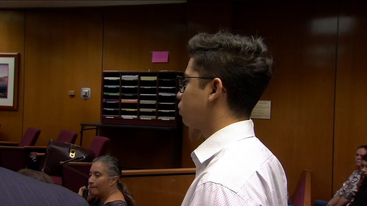 Rogelio Alvarez-Maraville pleads not guilty to hit and run charges