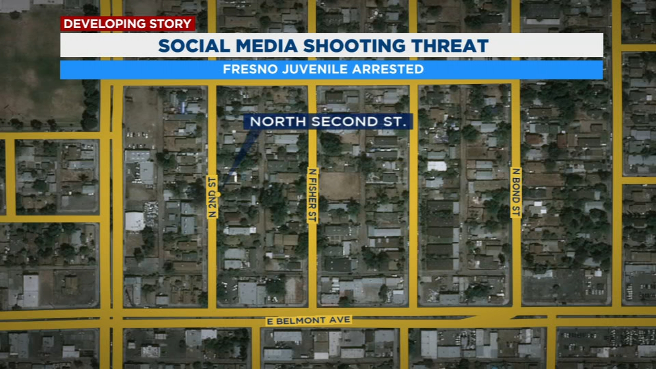 Fresno Unified middle school social media shooting threat