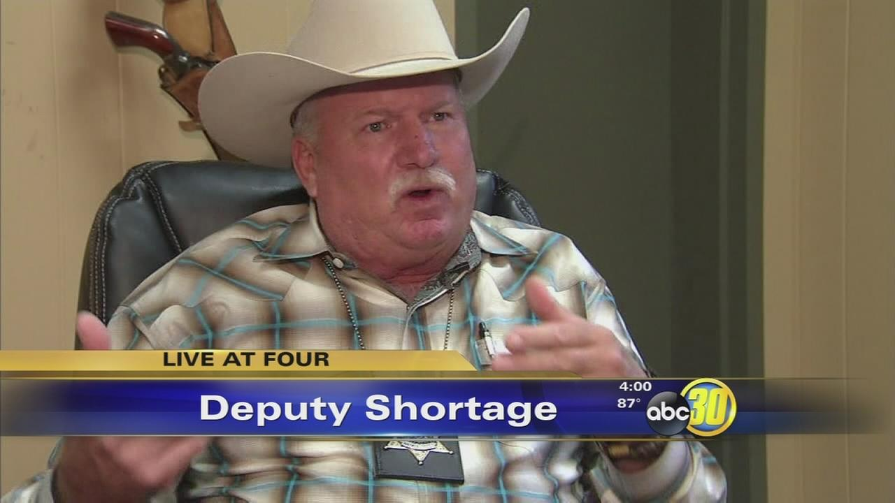 Merced County Sheriff calls for more deputies, better pay as gang violence increases