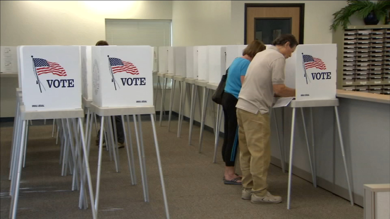 Early voting has begun in Fresno County
