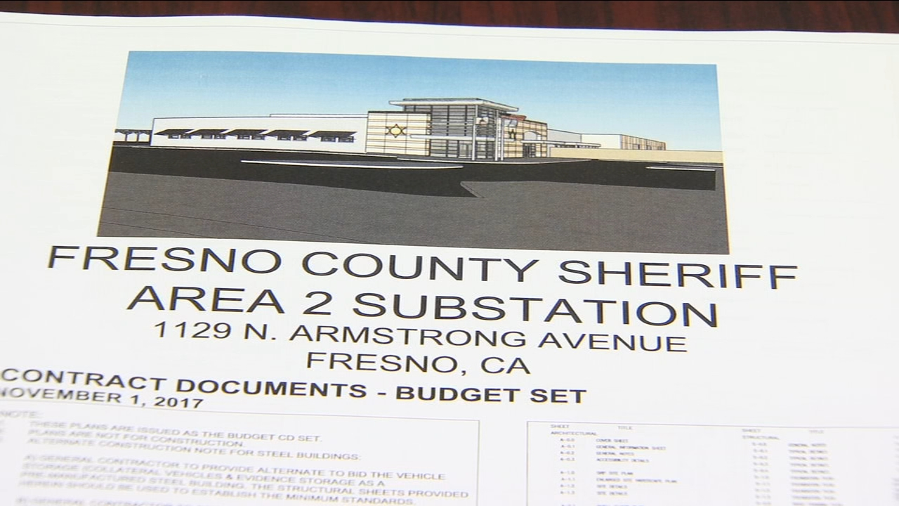 Fresno County to spend $2.5 million on land for new Sheriffs substation
