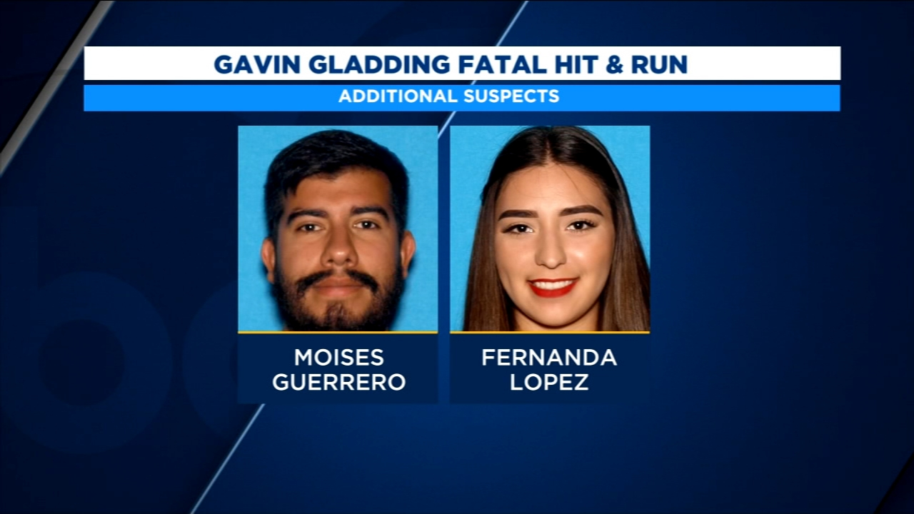 CHP arrests girlfriend, friend as accessories in hit-and-run death of Clovis Unified Vice Principal Gavin Gladding